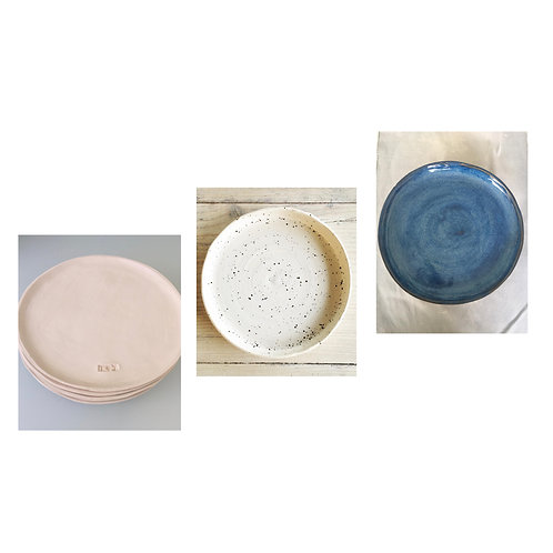 Workshop borden in keramiek - 27 juni en 25 juli 2020