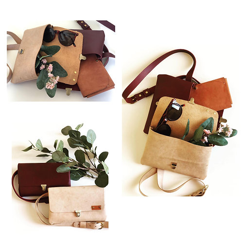 Workshop Lily bag
