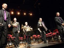 Avec l'OHC Le May/Evre 2012