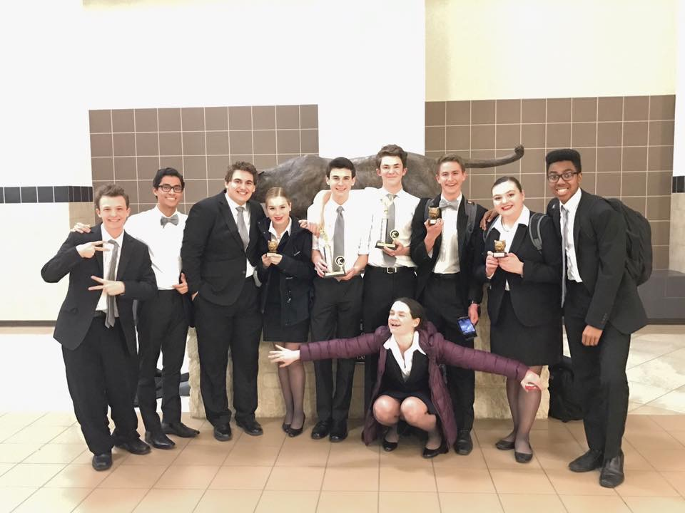 2016/2017 Speech Team