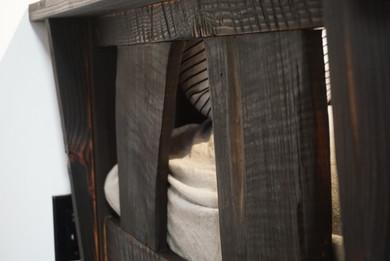Craftsman Stlye Low Chair