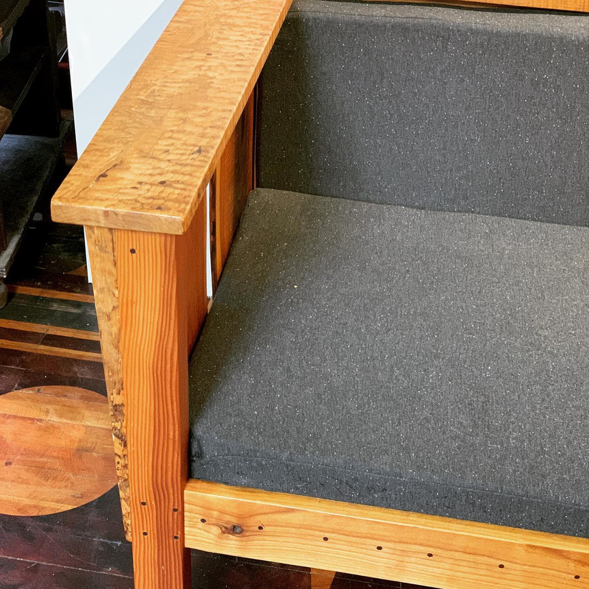 Craftsman Style Couch