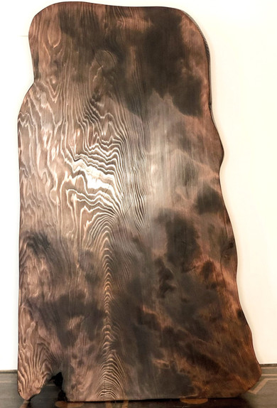 Old Growth Redwood Coffee Table