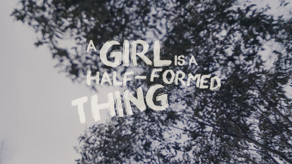 A Girl is a Half-Formed Thing @ KXT April 6-21