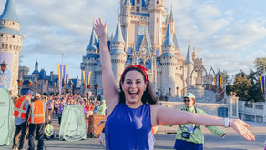What I Learned Training for a RunDisney Half Marathon
