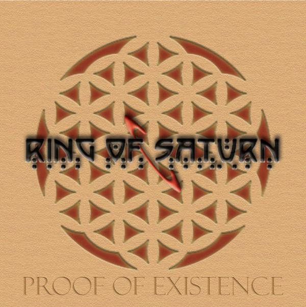 Peribang Records recording artist Ring of Saturn album cover Proof of Existence
