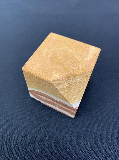 Sandstone Cube-Small