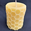 Thumbnail: Hand Poured Beeswax Candle