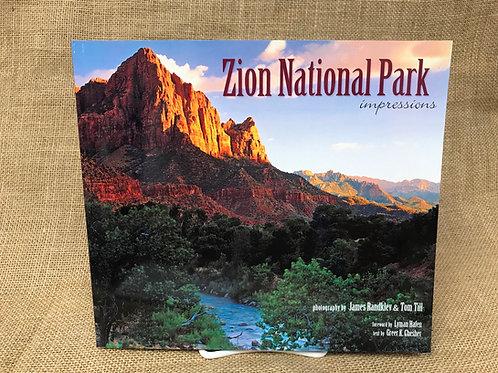 Zion National Park impressions