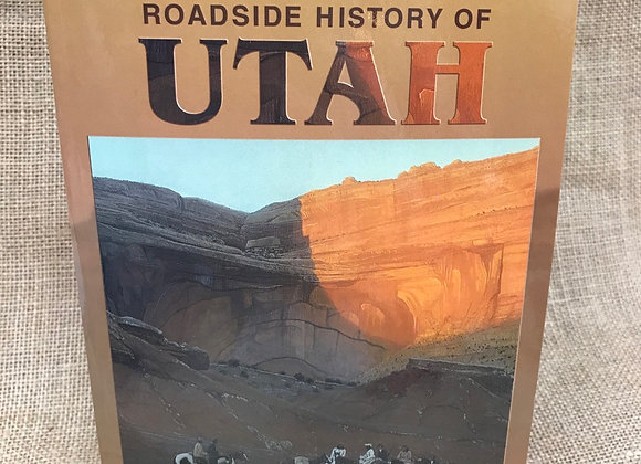 Roadside History of Utah