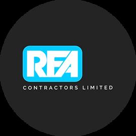 RFA Contractors Logo
