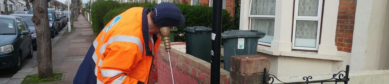 Celtic Surveys   Leakage Detection