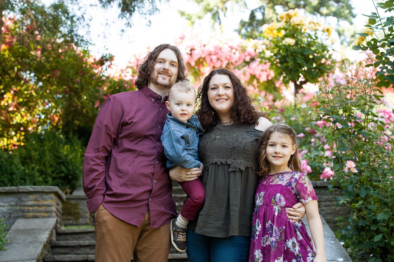 Portland-Family-Photographer-Rose-Garden