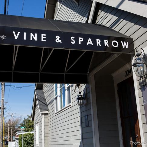 Vine & Sparrow | Sherwood Wedding Venue | Oregon
