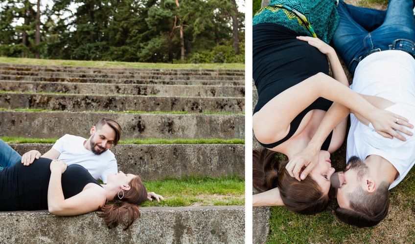 Portland-Rose-Garden-Maternity-Photograp