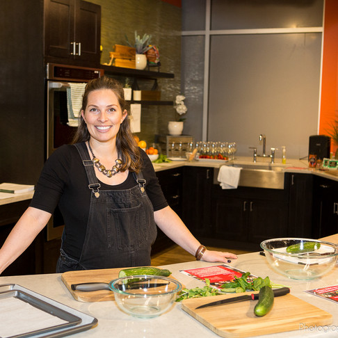 Healthy Cooking Class at Fred Meyer Stadium Community Room | Portland, Oregon | Recipes Included