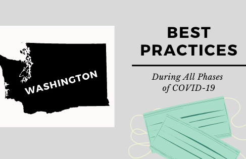 Washington State COVID-19 Mandated Best Practices For Your Wedding | All Phases