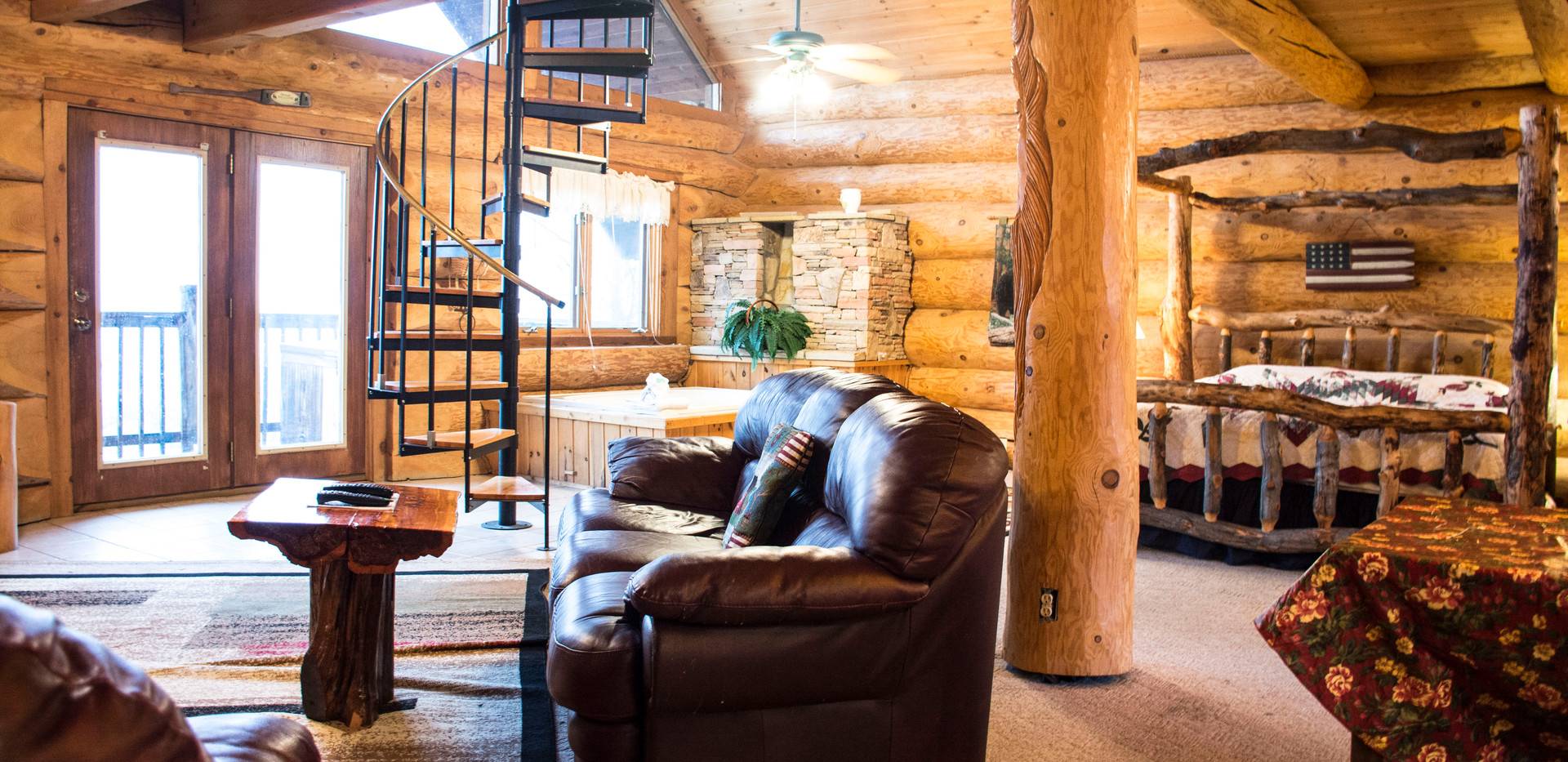 Pinnacle Cabin