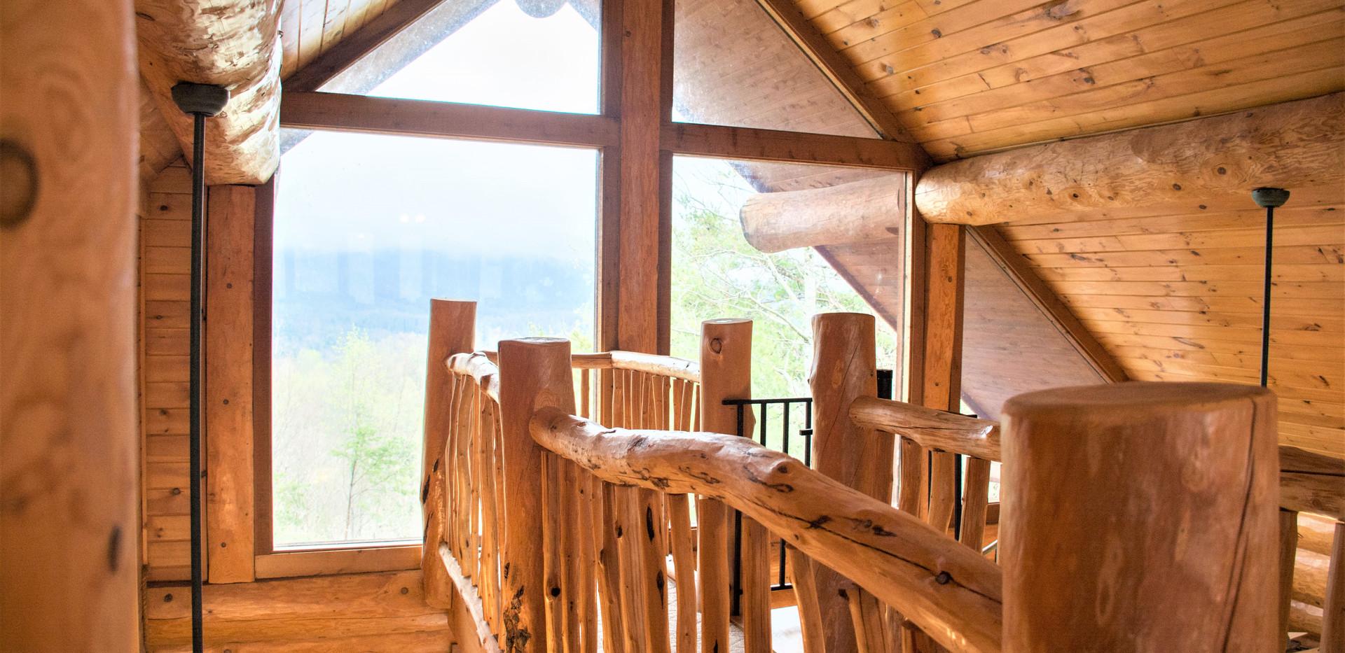 Mountaintop Cabin