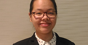 Steffi Chong promoted to Junior Research Assistant