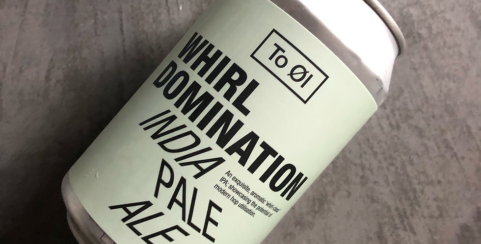 TO ØL / Whirl Domination 350ml