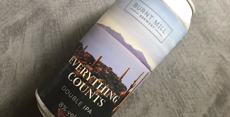 Burnt Mill / Everything Counts   440ml
