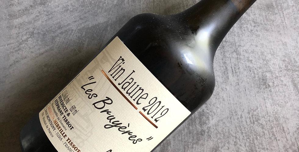 Stephane Tissot / Vin Jaune Les Bruyeres 2012