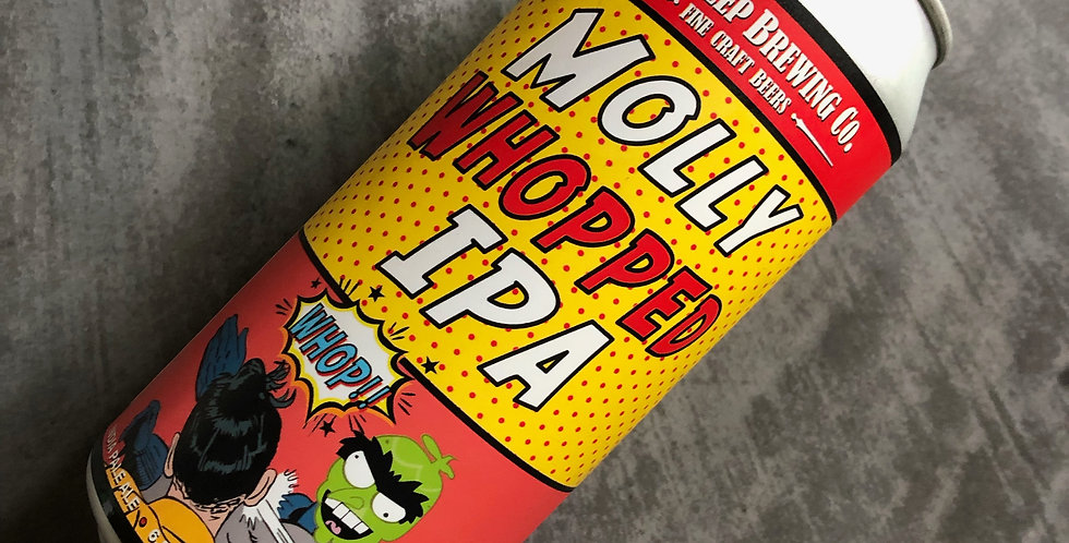 Knee Deep Brewing / Molly Whopped 473ml