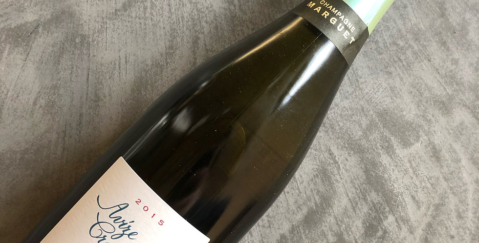 Marguet / Extra Brut - Avize et Cramant Grand Cru 2015