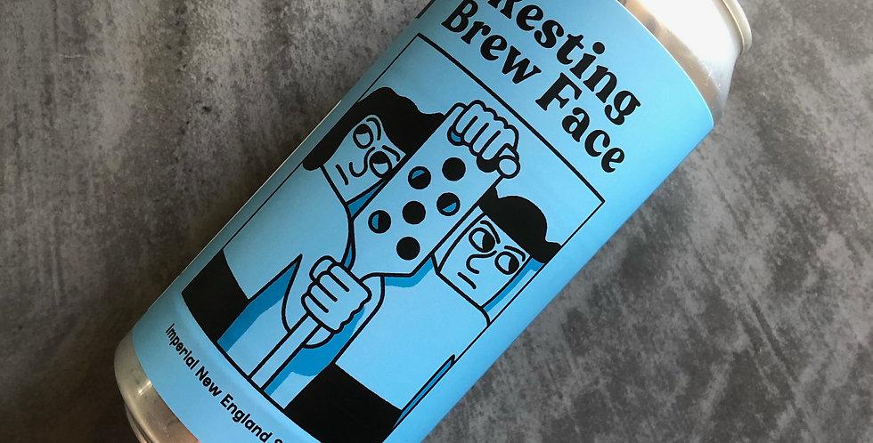 Mikkeller / Resting Brew Face  440ml