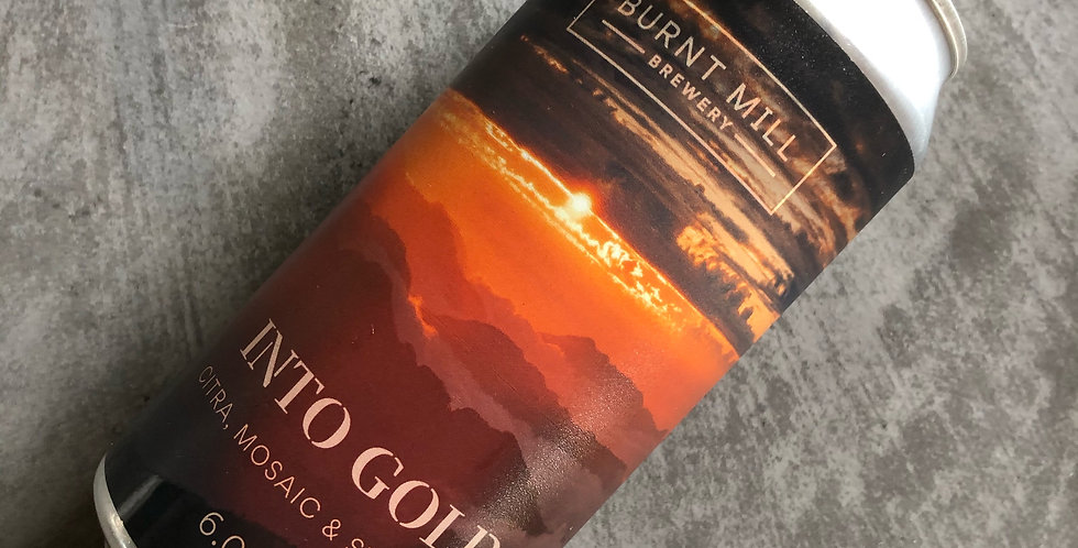 Burnt Mill / Into Gold IPA 440ml