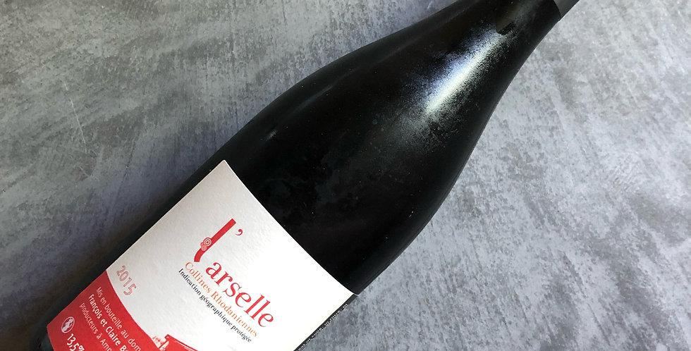 Domaine Bouillot Salomon / L'Arselle  Rouge 2015