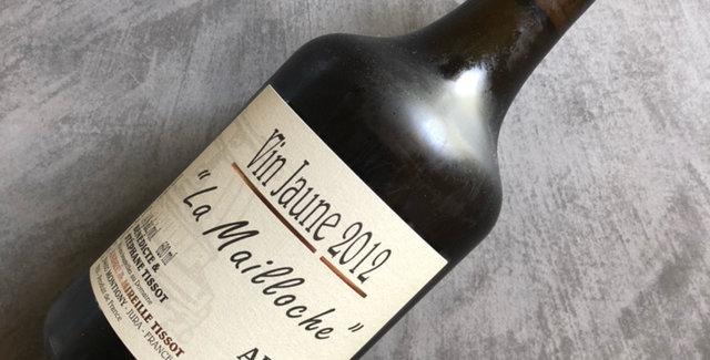 Stephane Tissot / Vin Jaune La Mailloche 2012