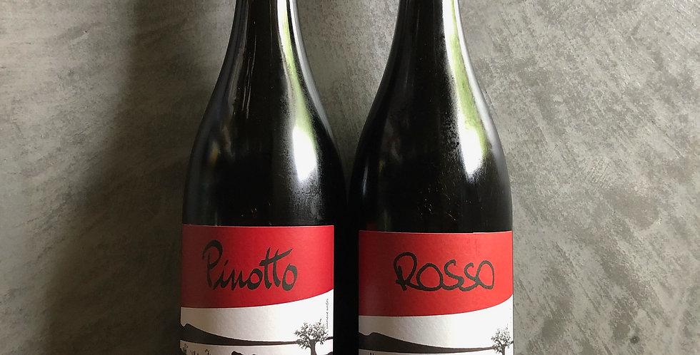 Le Coste / Pinotto 2019 & Rosso 2019 SET