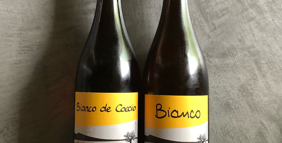 Le Coste / Bianco de Coccio 2019 & Bianco 2019 SET