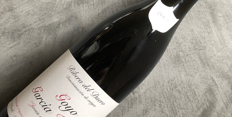 Goyo Garcia Viadero / Joven de Vinas Viejas 2018