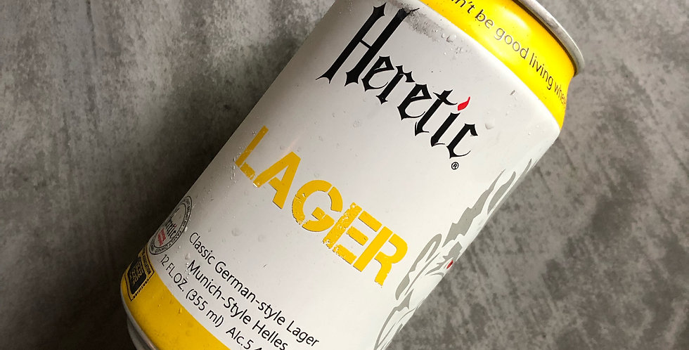 Heretic  / Lager 355ml