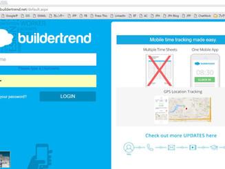 Buildertrend: Project Time Management / ビルダートレンドを使った工程管理