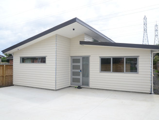 Single Storey New Home in Central Auckland 18/02/2018