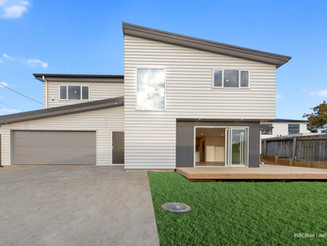 New home completion