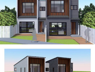 Japan Homes' Standard Terrace House Plans 13/04/2019