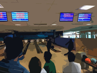 10 Pin Bowling Competition!!