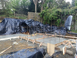 Updates About Current Construction 13/10/2018