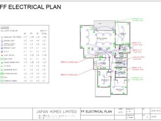 Electric Plans 24/03/2019