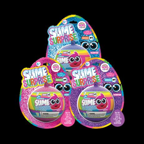 slime surprise ornament assortment 2019-
