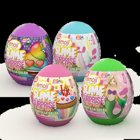 emoji slime surprise assortment  2018-10