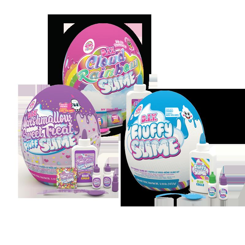 diy 8 inch slime eggs assortment 2019-32