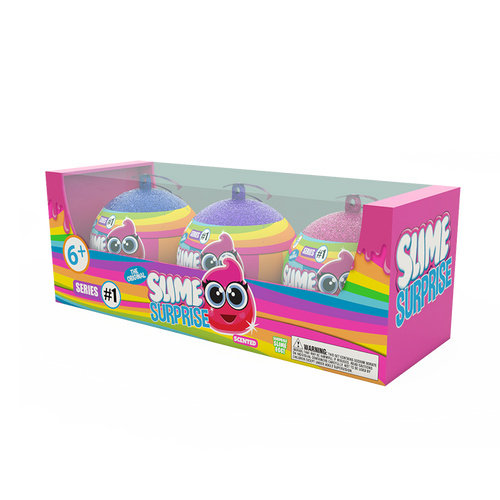 slime surprise ornament 3 pack 2019-6178