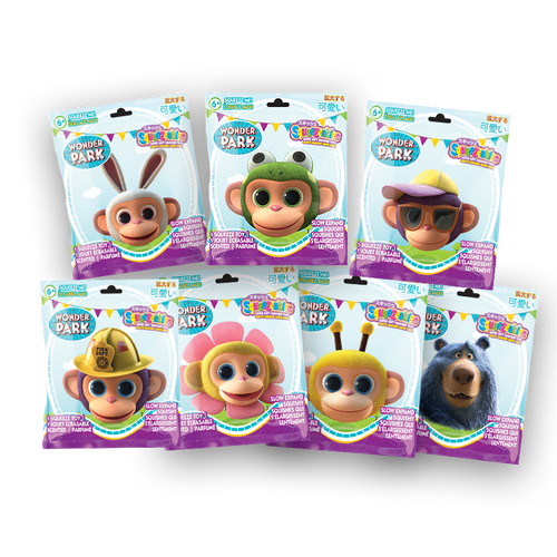 wonderpark squeezeables jumbo assorted 2