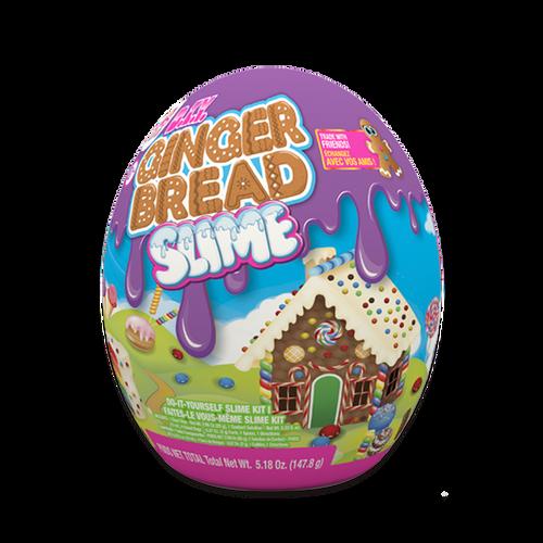 diy holiday themed egg GINGER BREAD slim